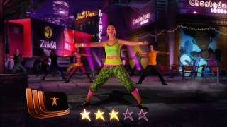 Zumba Fitness Core Drop It Low