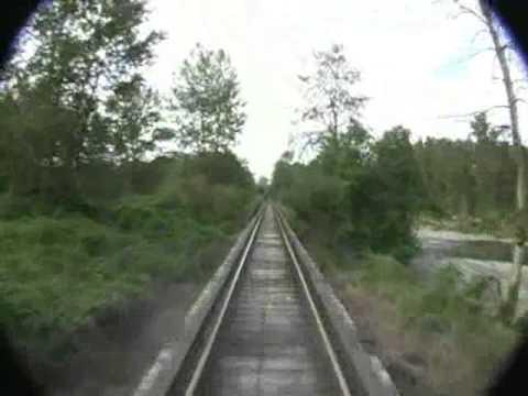 Oregon Pacific Railroad Molalla Branch tour