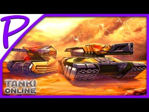 Танки Онлайн #2 (Tanki Online). Игра для Детей #РАЗВЛЕКАЙКА