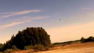 Johns 540 DA50 Sweet Plane
