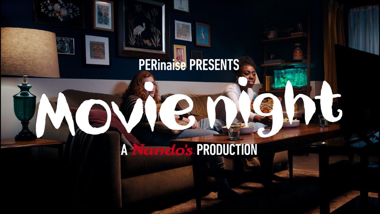 PERinaise Presents: Movie Night | Nando's UK