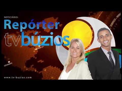 Repórter Tv Búzios - 54ª Edição