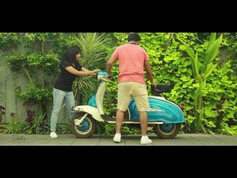 Vishnu & Shikila save the date wonder ride