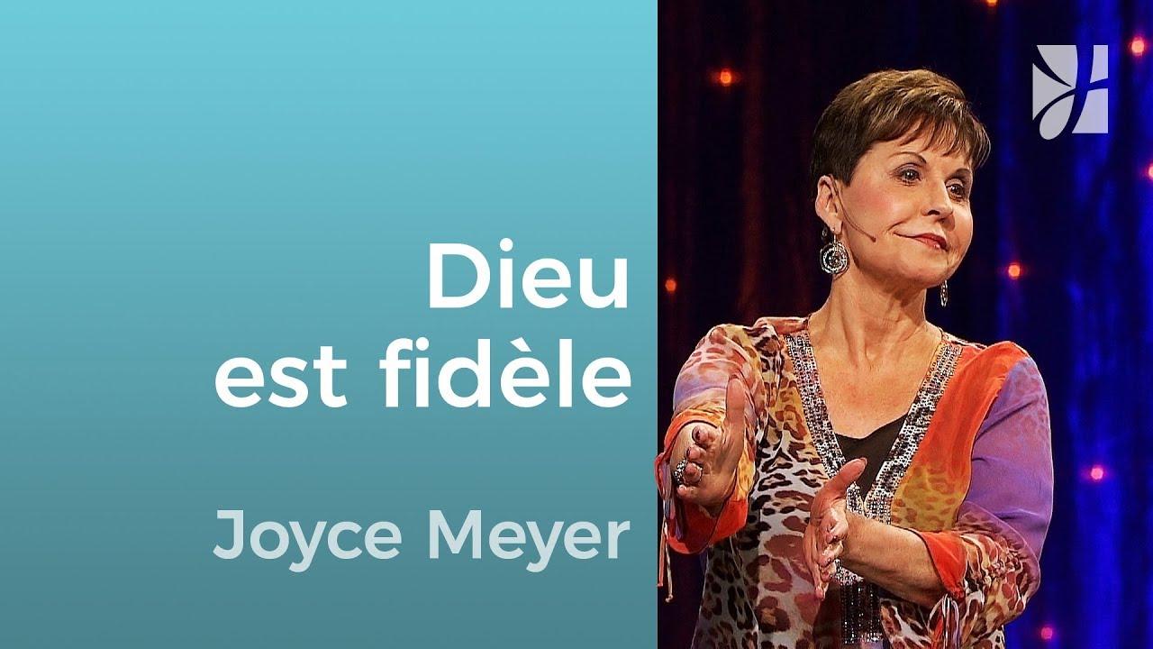 La fidélité (2/2) - Joyce Meyer - Grandir avec Dieu