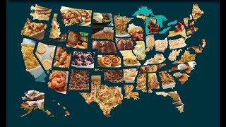 The Most Popular Thanksgiving Dishes By State