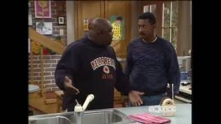 4x05 The Parent 'Hood - Wendell and I Spy
