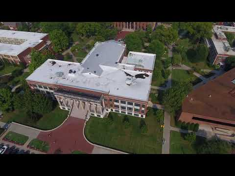 Lipscomb University Nashville, Tennessee DJI Phantom 4