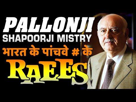 Pallonji   Shapoorji Mistry   Motivational   Biography in Hindi