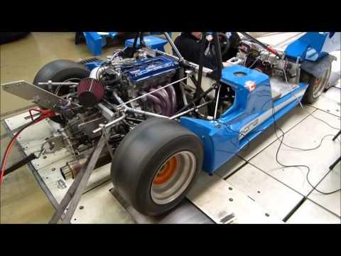 B16a All Motor Dyno Youtube