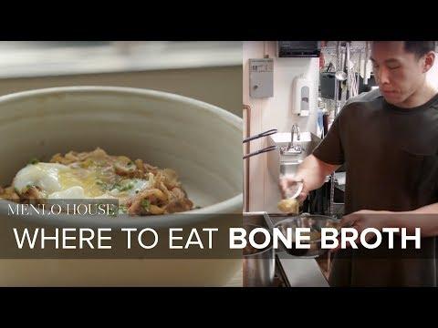 Pasadena's Newest Gem For Bone Broth & Small Plates
