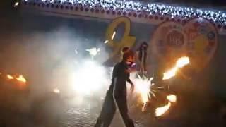 Огненное шоу в Саду Бернацкого1