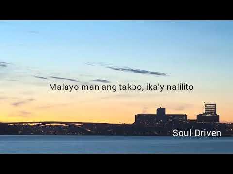 Pangako By Soul Driven (Lyric Video)