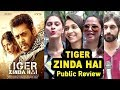 Tiger Zinda Hai Movie Public REVIEW - First Day First Show Review - Salman Khan,Katrina Kaif