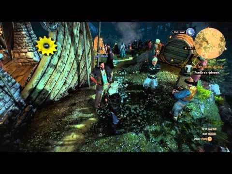 GTX 950: The Witcher 3: Wild Hunt Gameplay