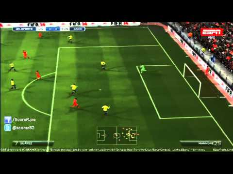 Liverpool Vs Sunderland Jornada 32 Premier League 2013