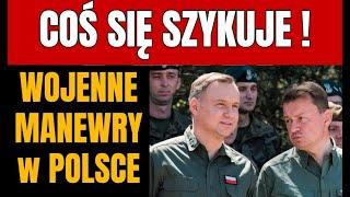 Wielki przerzut wojsk USA do Europy -  Polska będzie epicentrum ćwiczeń wiosną 2020