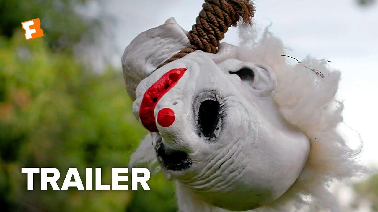 Reaction Wrinkles The Clown Trailer 1 Documentary 2019 Youtube