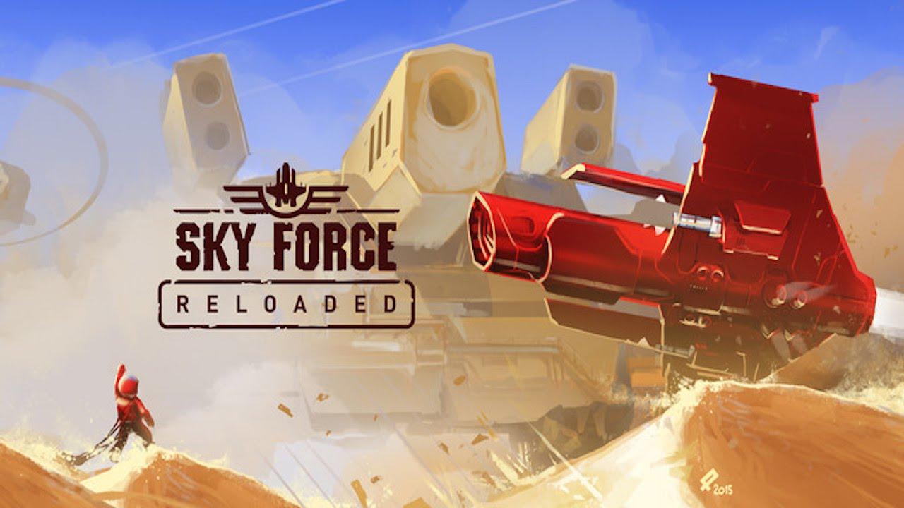 Sky Force Reloaded Trucchi Hack