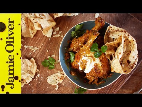 Quick Chicken Korma | Mallika Basu