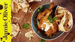 Quick Chicken Korma | Mallika Basu
