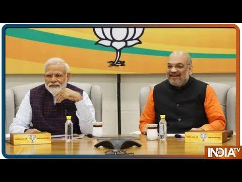 Narendra Modi, Amit Shah to hold meeting in Gandhinagar today