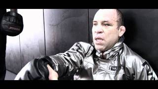 Wanderlei Silva Training Camp for UFC 139 Week 1 - Huntington Beach