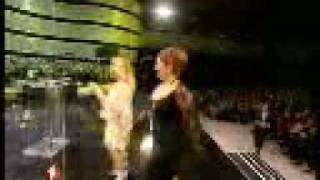 kanal 1 de müyap müzik ödüllü Sibel Can