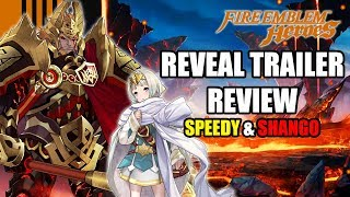 Fire and Ice Trailer Review - Ft. Speedy & Shango (Fire Emblem Heroes)