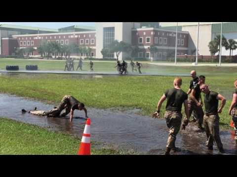 United States Marine Corps P.T