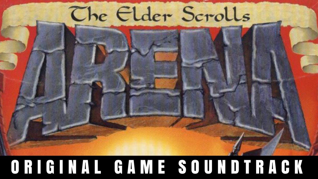 The Elder Scrolls: Arena (Original Game Soundtrack)