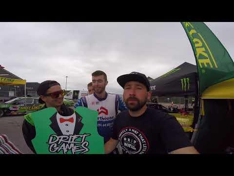 Drift Karaoke with Peden249 & James Deane **FormulaD Champion**