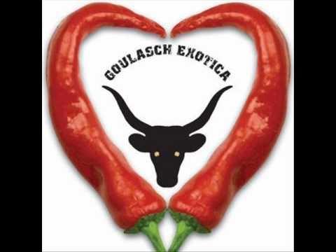 Goulasch exotica-Díványdal