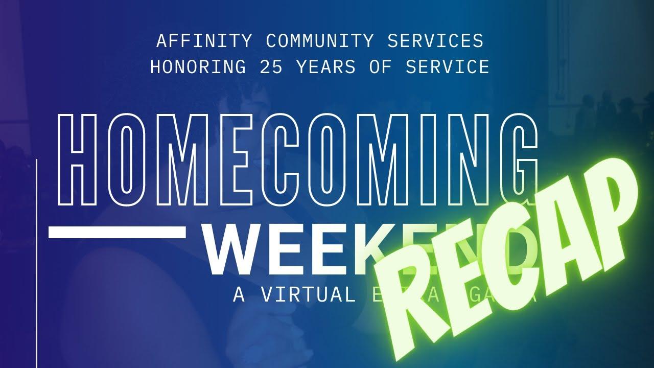 Homecoming Weekend Recap