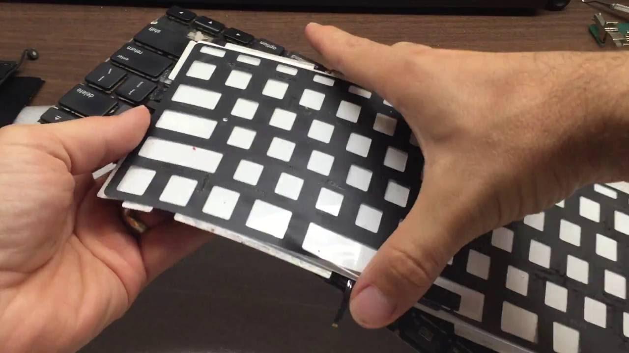 how does backlight led keyboard work youtube. Black Bedroom Furniture Sets. Home Design Ideas