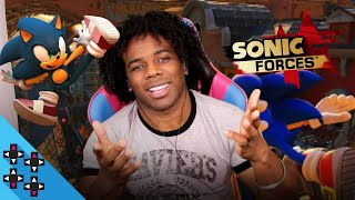 AUSTIN CREED's gotta go fast in SONIC FORCES!!! - UpUpDownDown Plays
