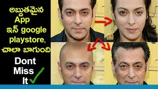 Download How To Change Face Male To Female Young To Old Add Fake