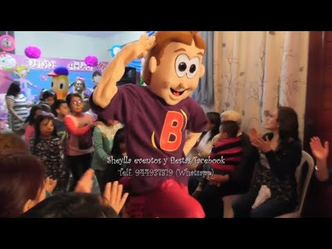 Show, infantil, de Biper, Flopy, Decoración, torta, fiesta, cumpleaños / Lima- Perú, Telf. 944937319