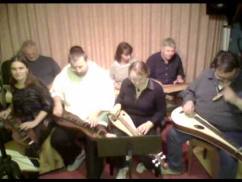 Danse de l'Ourse (Mountain Dulcimer)