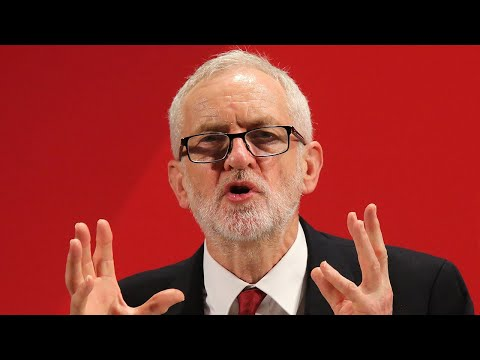 Corbyn: 'No place' for antisemitism in modern Britain | General Election 2019