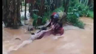 KERALA FLOOD VIDEOS COMPILATIONS INCREDIBLE INDIA #donate to kerala