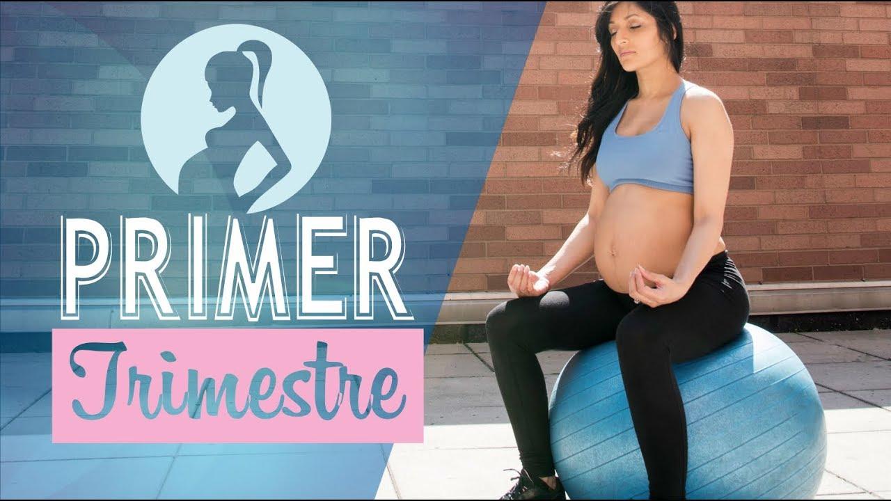 tabla de ejercicios para embarazadas primer trimestre