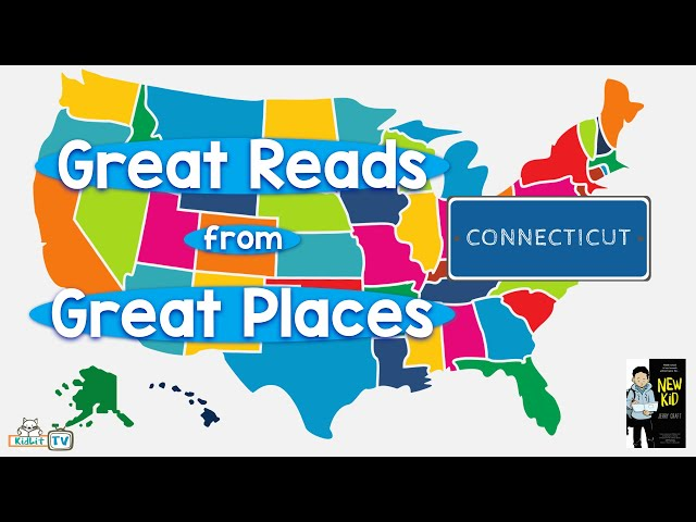 Great Reads from Great Places Jerry Craft's NEW KID Connecticut