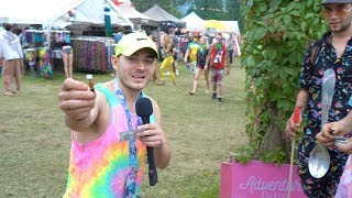 Talking To People On Drugs At Psychedelic Festivals | Shambhala