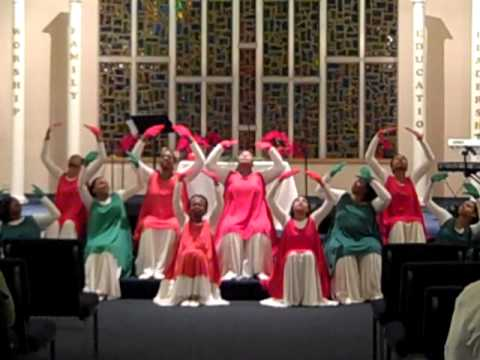 Silent Night--Praise Dance