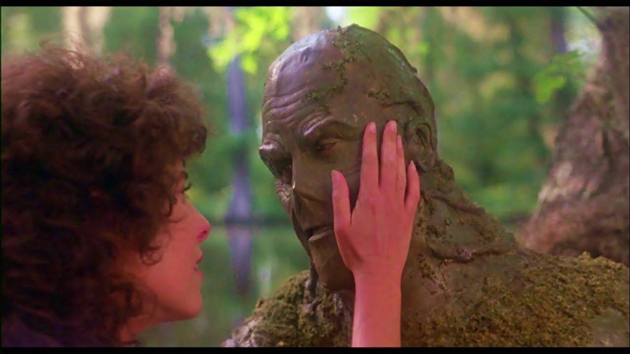 Swamp thing '82; score; trks 7 13 mix; (final battle.