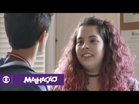 Malhação - Vidas Brasileiras: capítulo 43 da novela, terça, 8 de maio, na Globo
