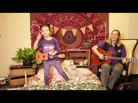 "Moxie and Elke perform ""Count On Me"" (Bruno Mars) in bed 