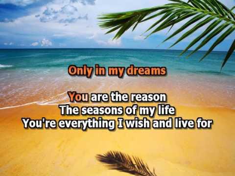 KARAOKE   Ketama   You Are The Reason