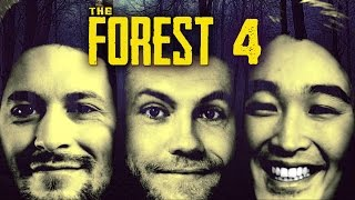 The Forest mit Budi, Simon & Nils #004 | Knallhart Durchgenommen | Let
