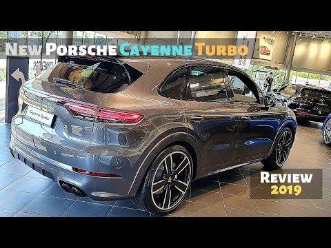 New Porsche Cayenne Turbo 2019 Review Interior Exterior